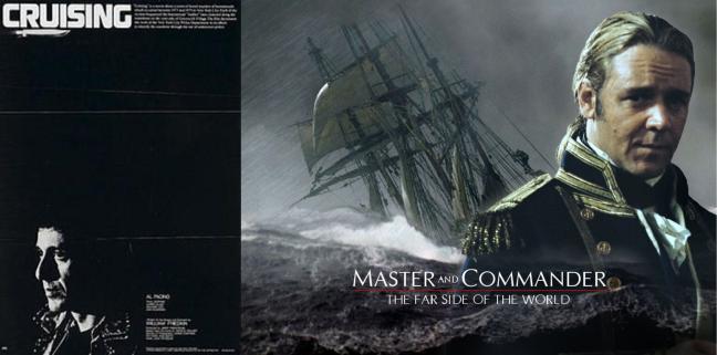 Cruising/Master & Commander - Sfida ai confini del mare
