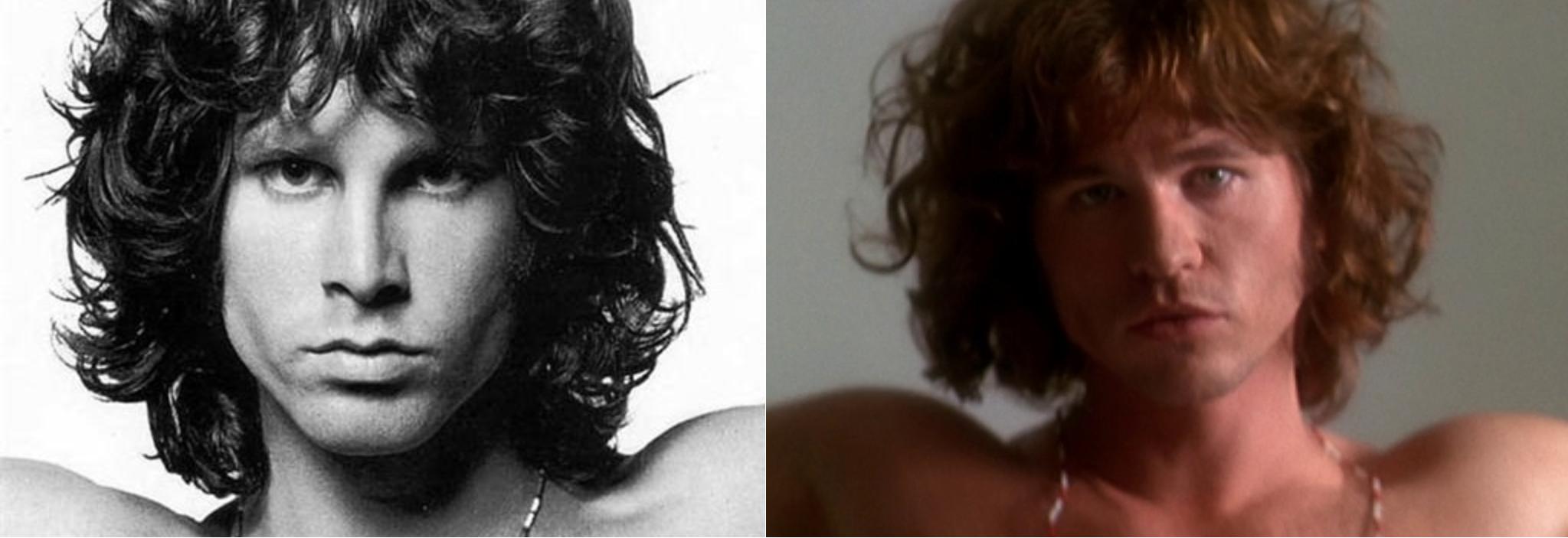 Jim Morrison/Val Kilmer