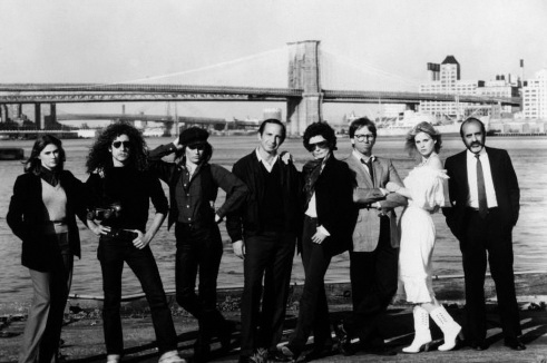 Cast di ...e tutti risero (1981)
