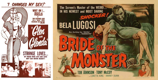 Glen or Glenda_Bride of the monster