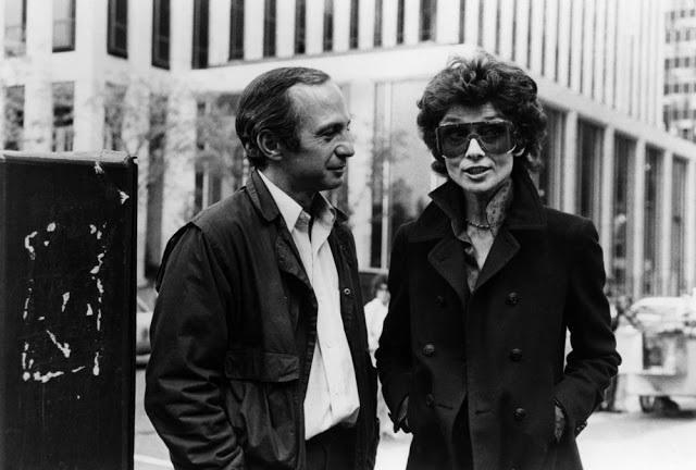 Ben Gazzara e Audrey Hepburn (...e tutti risero, 1981)